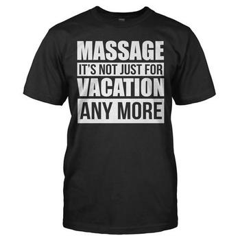 Massage Isn't Just For Vacations Any More
