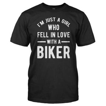 I'm Just A Girl Who Fell In Love With A Biker