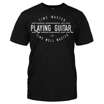 Time Wasted Playing Guitar is Time Well Wasted