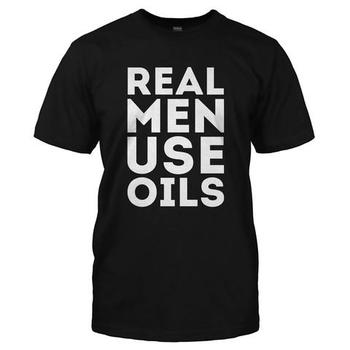 Real Men Use Oils