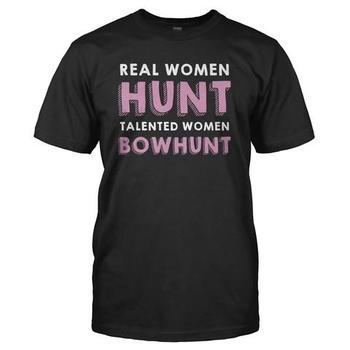 Real Women Hunt - Talented Women Bowhunt