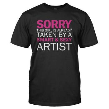 Sorry Girl Taken By Artist
