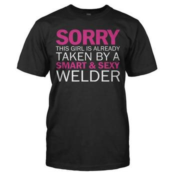 Sorry Girl Taken By Welder