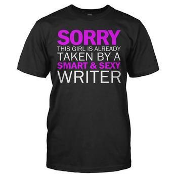 Sorry Girl Taken By Writer