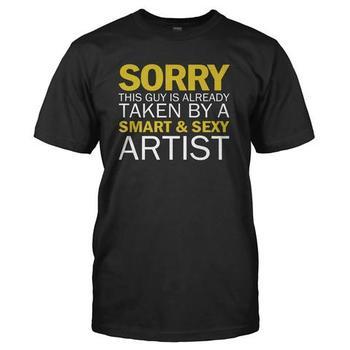 Sorry Guy Taken By Artist