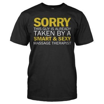 Sorry Guy Taken By Massage Therapist