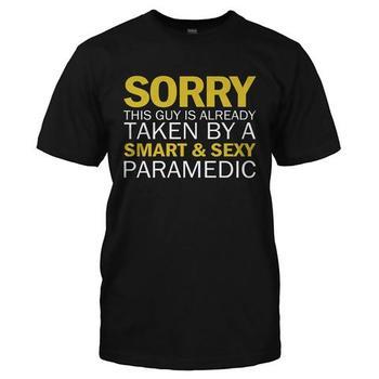 Sorry Guy Taken By Paramedic