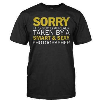 Sorry Guy Taken By Photographer