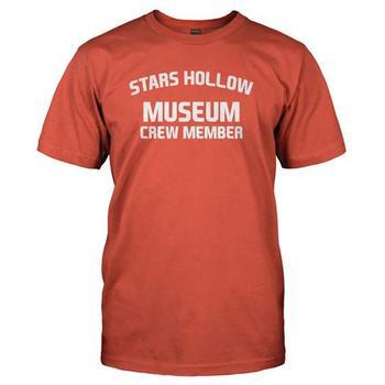 Stars Hollow Museum Crew Member