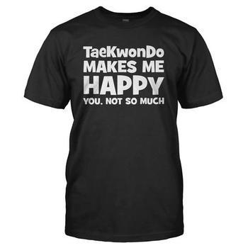 TaeKwonDo Makes Me Happy