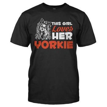 This Girl Loves Her Yorkie