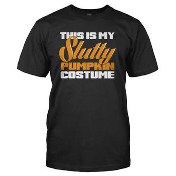 This Is My Slutty Pumpkin Costume