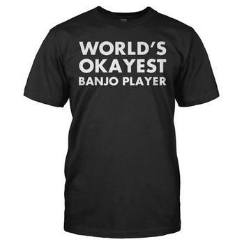 World's Okayest Banjo Player