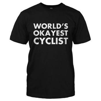 World's Okayest Cyclist