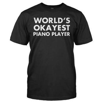 World's Okayest Piano Player