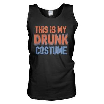 This Is My Drunk Costume Tank Top