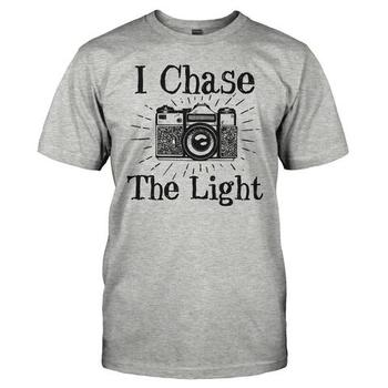 I Chase The Light - Photography
