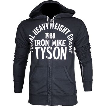 Roots of Fight Iron Mike Tyson 1988 French Terry Hoodie