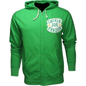 Roots of Fight Joe Frazier World Champ French Terry Hoodie