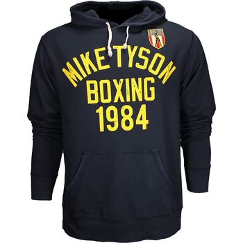 Roots of Fight Tyson Boxing '84 French Terry Pullover Hoodie