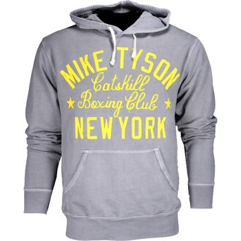 Roots of Fight Mike Tyson Catskill NY French Terry Pullover Hoodie