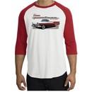 Ford Fairlane 1959 Raglan Shirt