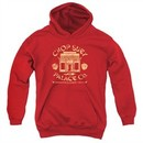 A Christmas Story Kids Hoodie Chop Suey Palace Co Red Youth Hoody