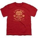 A Christmas Story Kids Shirt Chop Suey Palace Co Red T-Shirt