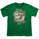 A Christmas Story Kids Shirt You'll Shoot Your Eye Out Green T-Shirt