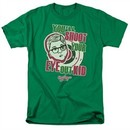 A Christmas Story Shirt You'll Shoot Your Eye Out Green T-Shirt