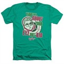 A Christmas Story Shirt You'll Shoot Your Eye Out Heather Green T-Shirt