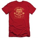 A Christmas Story Slim Fit Shirt Chop Suey Palace Co Red T-Shirt