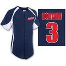 Abbott & Costello Baseball Jersey I Don't Know Mens Shirt