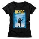 AC/DC Shirt Juniors Who Made Who Black T-Shirt