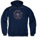 AC Delco Hoodie Spark Plugs Victory Navy Blue Sweatshirt Hoody