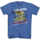 Ace Attorney Shirt Better Call Phoenix Heather Royal T-Shirt