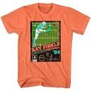 Ace Ventura Shirt Ray Finkle Football 94 Orange T-Shirt
