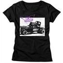 Aerosmith Shirt Juniors Pump Black T-Shirt
