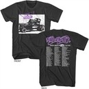 Aerosmith Shirt Pump North America Tour 1990 Front And Back T-Shirt
