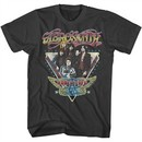 Aerosmith Shirt World Tour Black T-Shirt