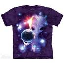Alien Origins Shirt Tie Dye Adult T-Shirt Tee
