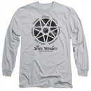 American Horror Story Long Sleeve Shirt Seven Wonders Silver Tee T-Shirt