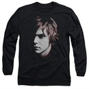 American Horror Story Long Sleeve Shirt Tate Langdon Black Tee T-Shirt