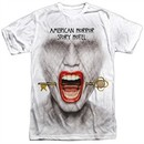 American Horror Story Shirt Fear Face Sublimation T-Shirt