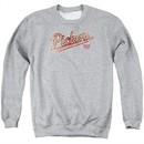 American Pickers Sweatshirt Distressed Logo Adult Athletic Heather Sweat Shirt