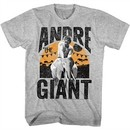 Andre The Giant Shirt Elephant Ride Athletic Heather T-Shirt
