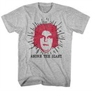 Andre The Giant Shirt Le Geant Athletic Heather T-Shirt