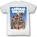 Animal House Shirt Big Momma's House Adult White Tee T-Shirt