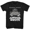 Animal House Shirt Ramming Speed Black T-Shirt