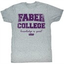 Animal House T-shirt Movie Purp Adult Athletic Heather Tee